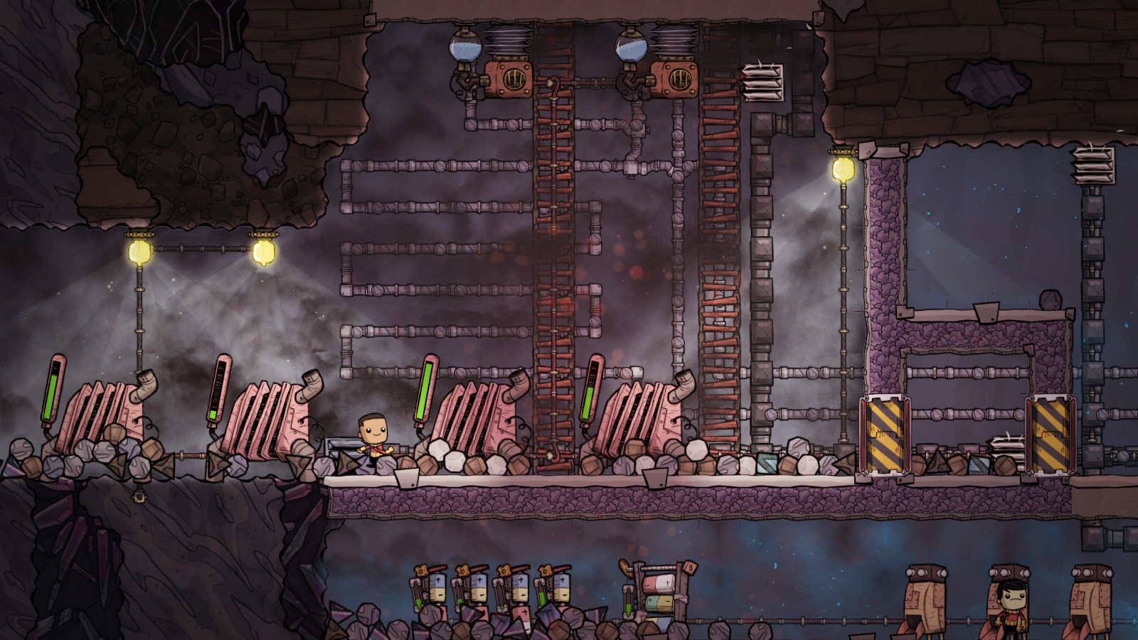 Oxygen Not Included Klei Entertainment