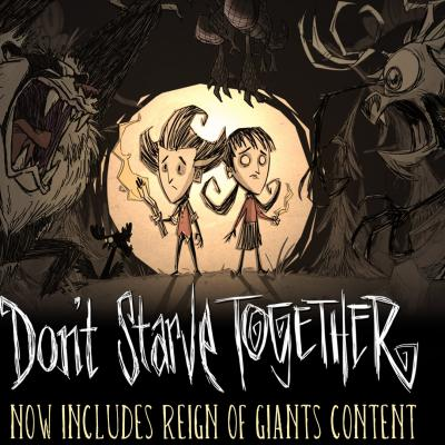 Don't Starve Together - Reign of Giants Update Trailer